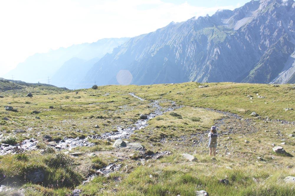 Randonnée Autriche