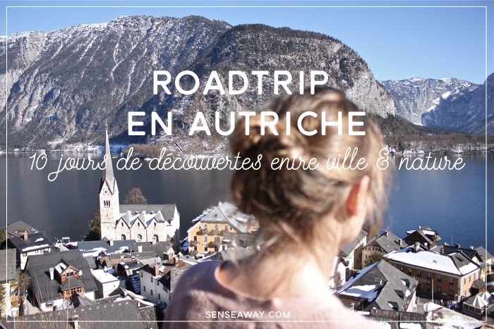 roadtrip en Autriche