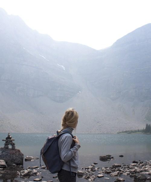 Lac Bourgeau, Canada, Banff