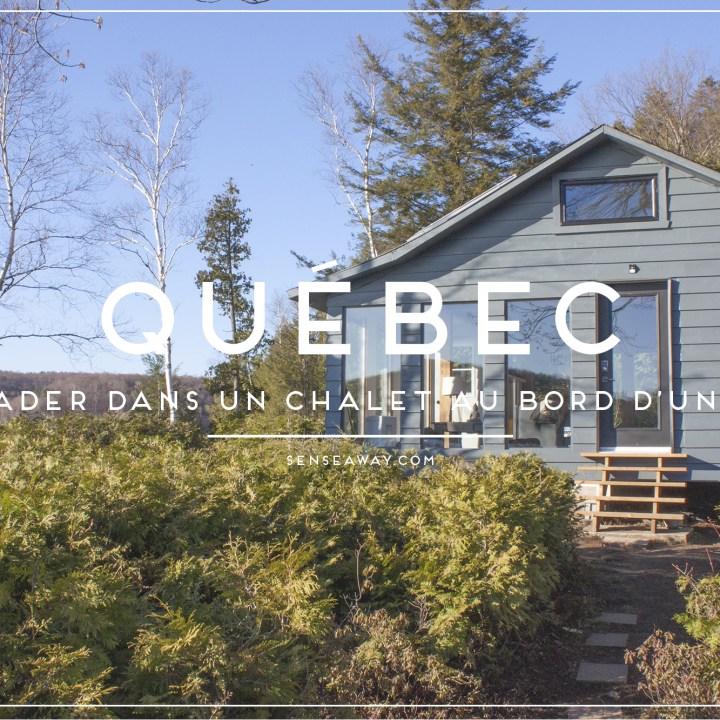Québec, chalet