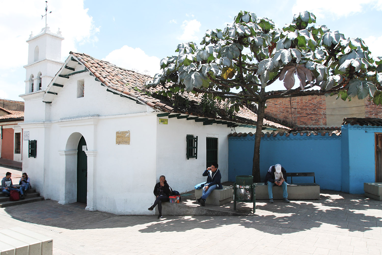 plaza chorro bogota