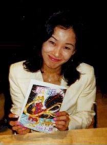 About Takeuchi Naoko
