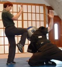 Self-Defense Knee Strike