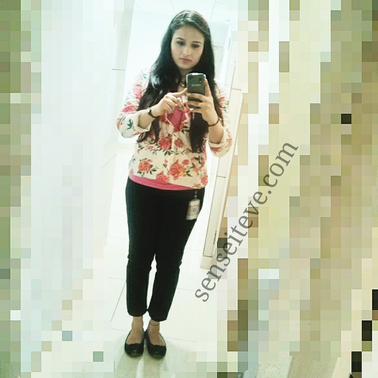 OOTD Casual summer day at office 6