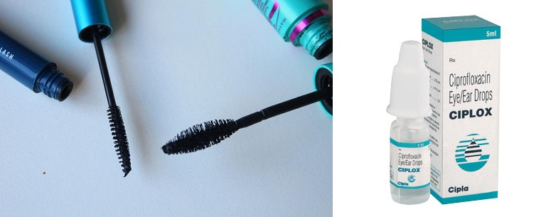 Fix your new dried up mascara 1