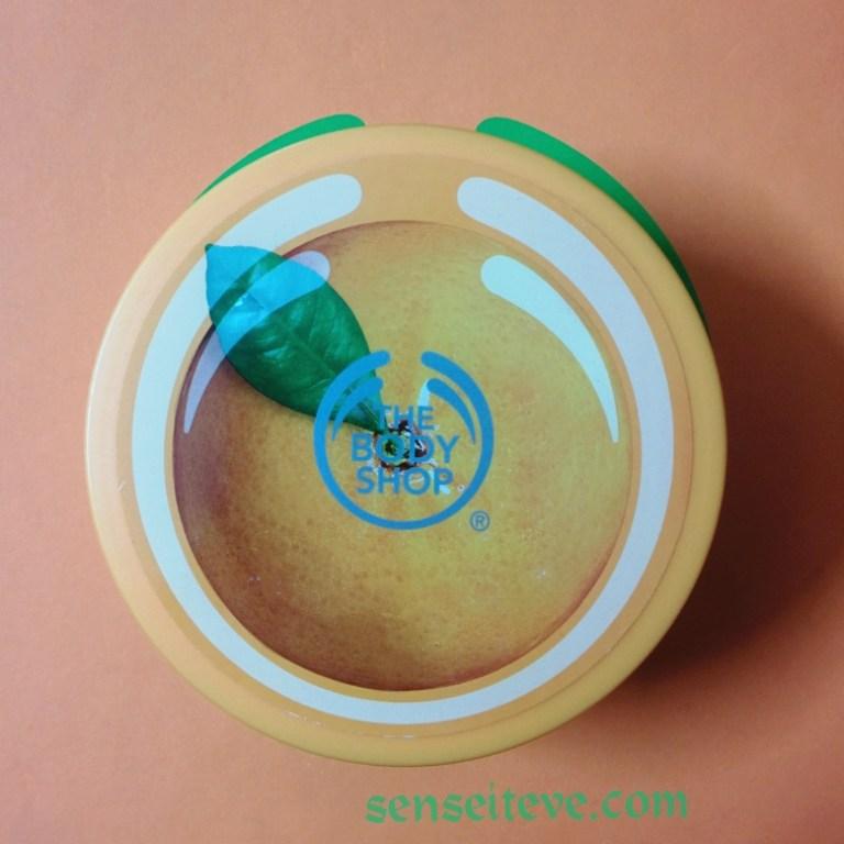 The Body Shop Satsuma Body Butter Review