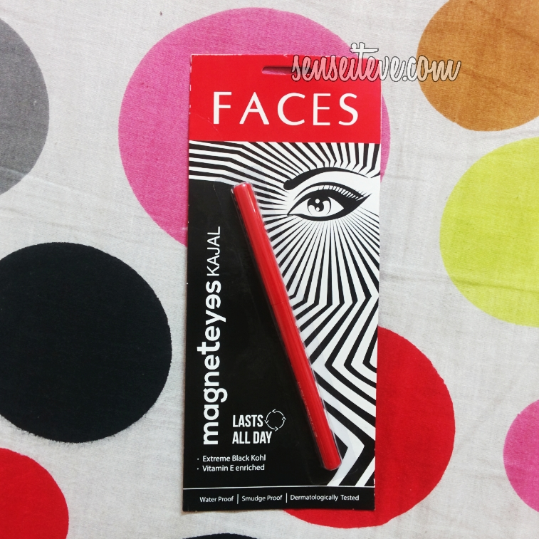 Faces MagnetEyes Kajal Review
