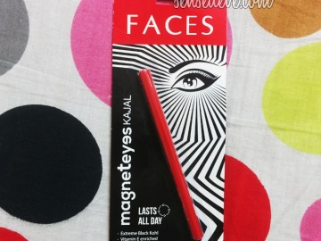 Faces MagnetEyes Kajal Review