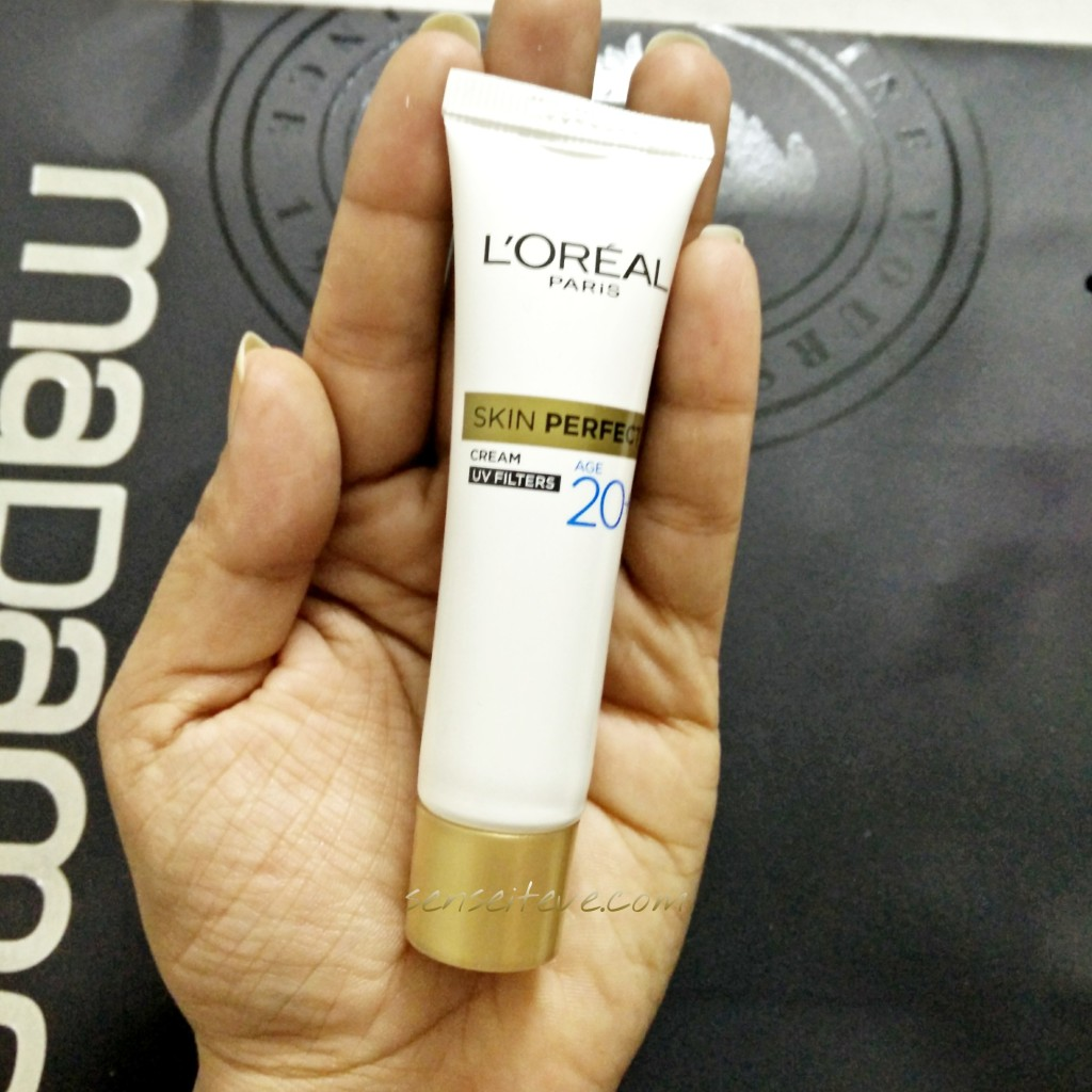 L'oreal Paris Skin Perfect Anti-inperfections +Whitening Cream for Age 20+ Tube
