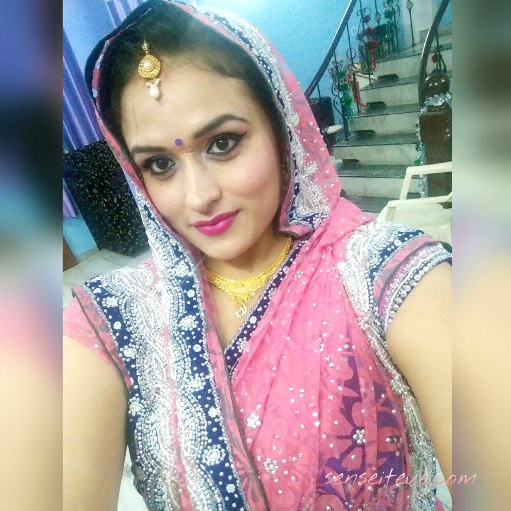 My Diwali 2015 Celebration Selfie