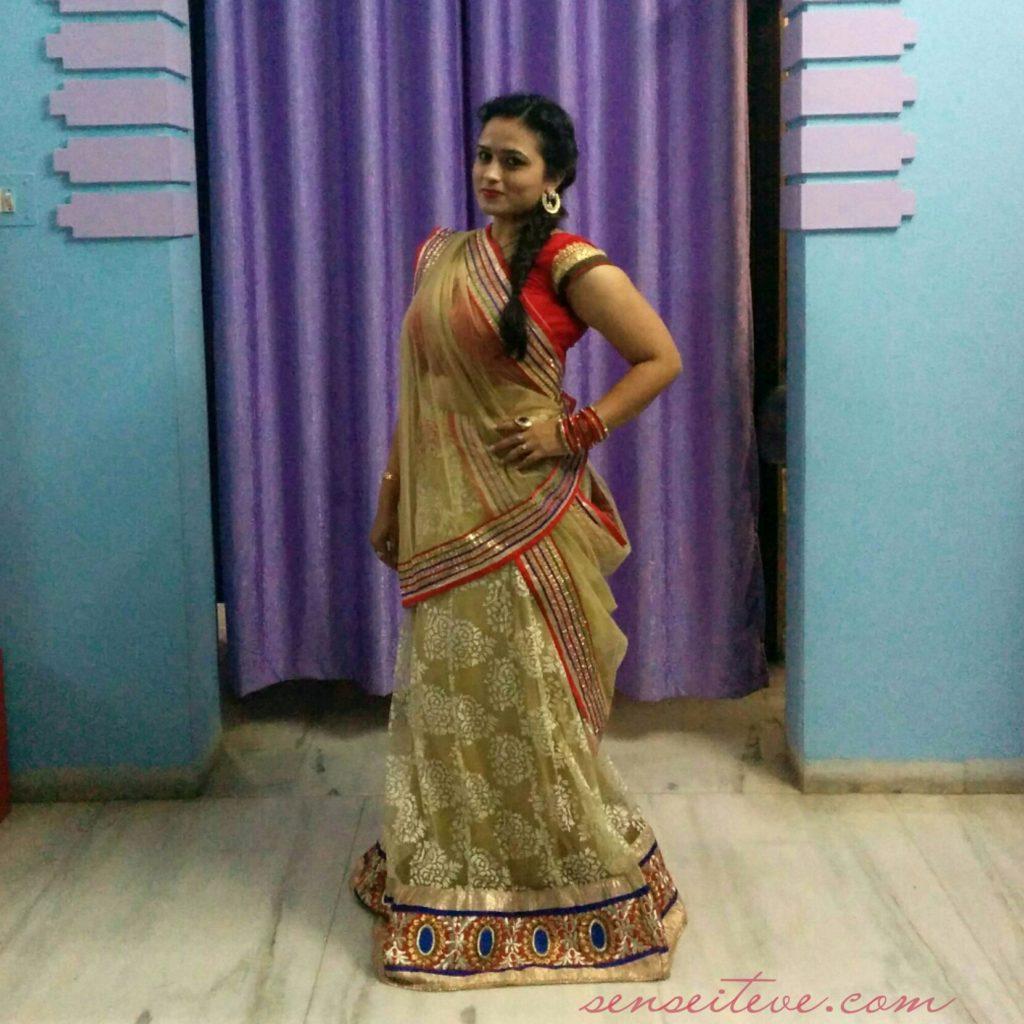 My Diwali 2015 Celebration and OOTD