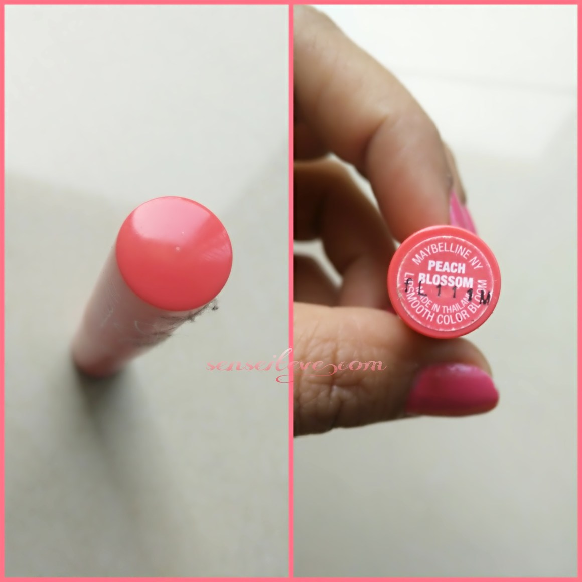 Maybelline Color Bloom Peach Blossom Review