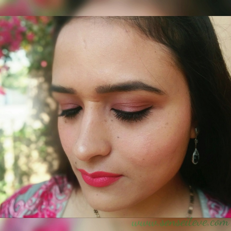Ethnic OOTD Makeup