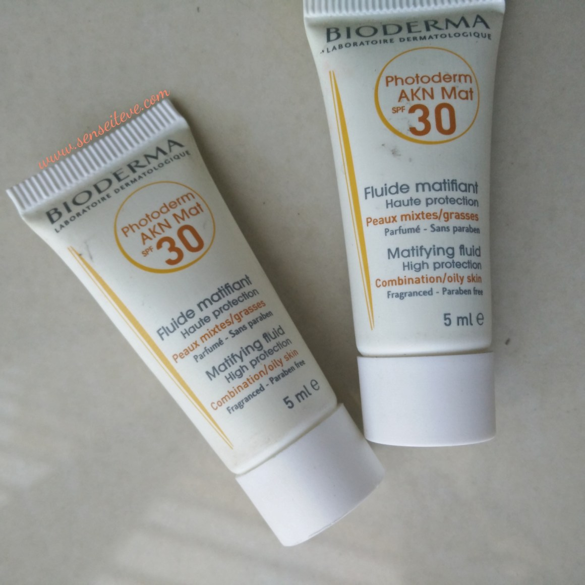 Bioderma Photoderm AKN Mat Sunscreen SPF 30 Review