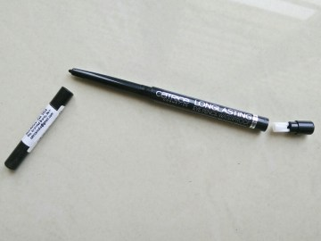 Catrice LongLasting Eye Pencil Waterproof 010 New Kids on the Black Packaging