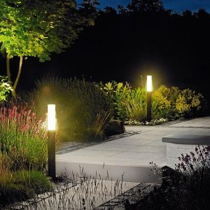 Outdoor Garden Light Image