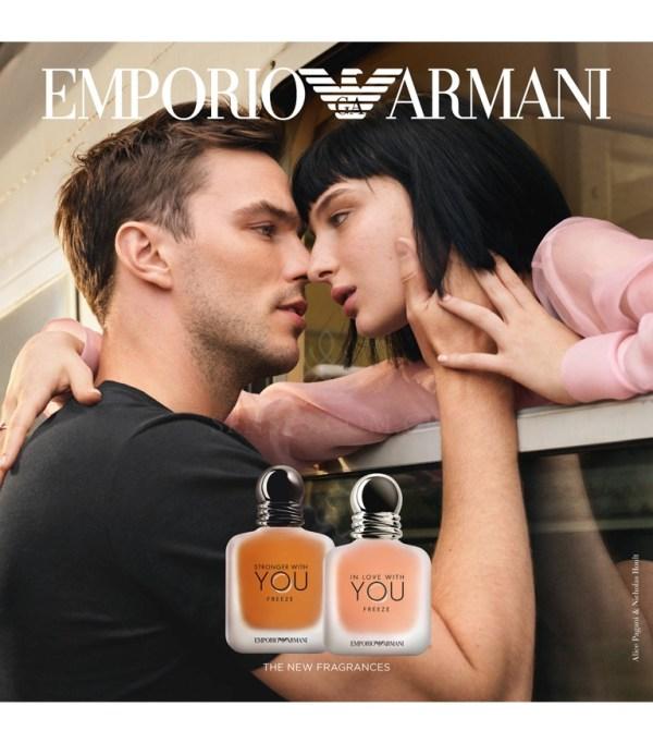 Stronger With You - Giorgio Armani Ανδρικό Άρωμα Τύπου - senses.com.gr