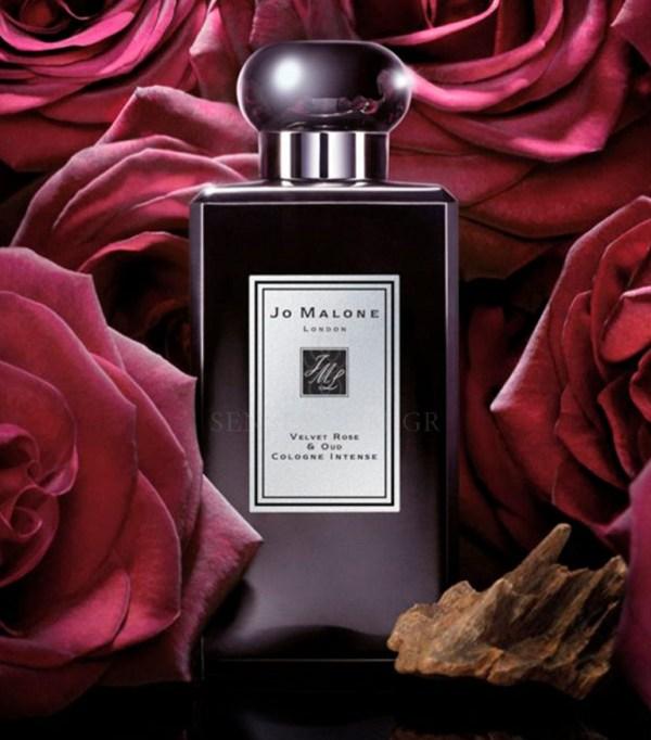Velvet Rose & Oud - Jo Malone Unisex Άρωμα Τύπου - senses.com.gr