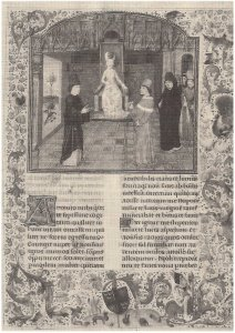 Petrarch's Secretum 1470