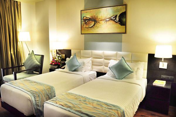 Executive Twin Rooms  Senses Hotel