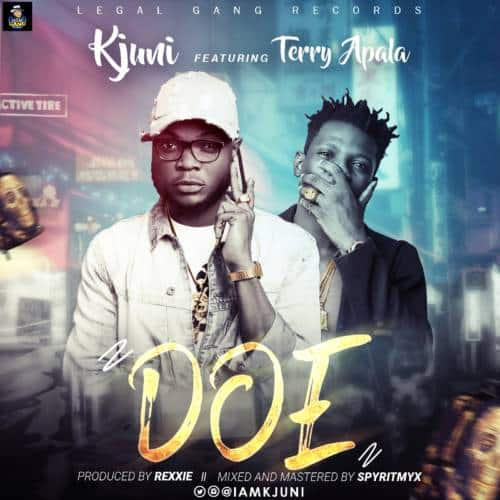 Kjuni ft. Terry Apala – Doe