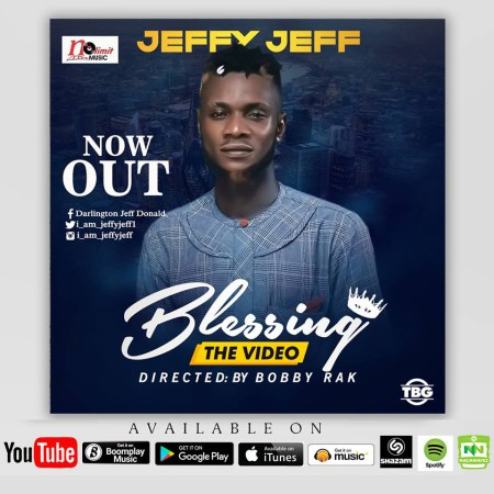 Jeffy Jeff - Blessing