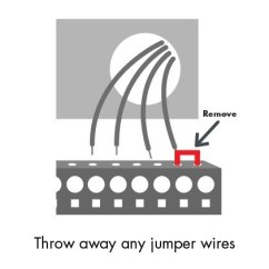 Wiring Diagram Thermostat Honeywell Swm 840 What Is A Jumper Wire And Do I If Have One Sensi