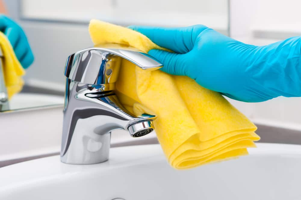 how to clean faucets 4 killer