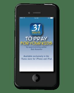 A Parent's Prayer App – SensibleFaith