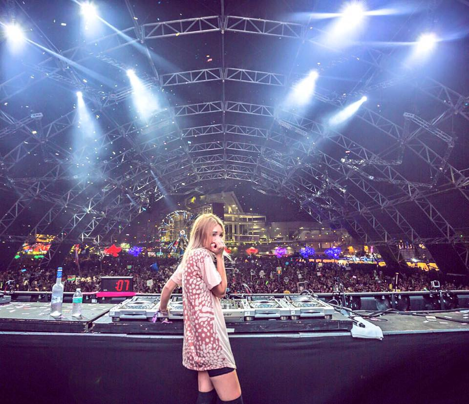 Fall Vibes Wallpaper Alison Wonderland Brings Tour To North America In 2016
