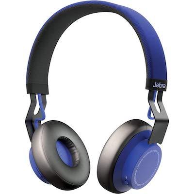 Jabra Move Wireless Bluetooth On-Ear Headphones - Blue