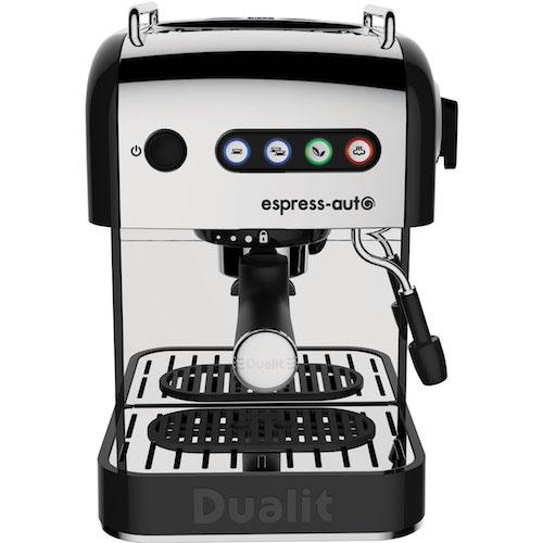 Dualit Espress-Auto 4 in 1 84516 Espresso Coffee Machine