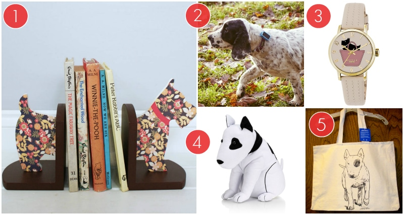 13 classy gifts for dog lovers inspired by crufts for Unusual dog gifts
