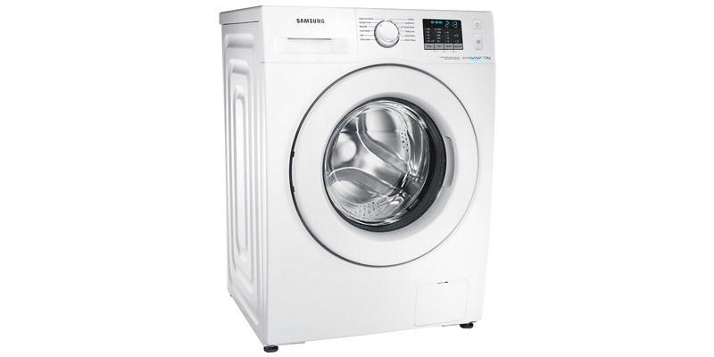 A Samsung Ecobubble Washing Machine