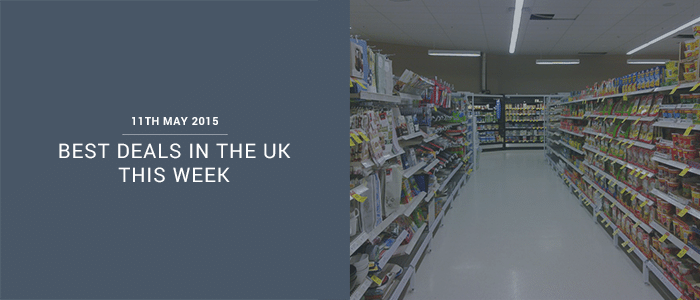 Best Deals In The UK This Week – 11th May 2015