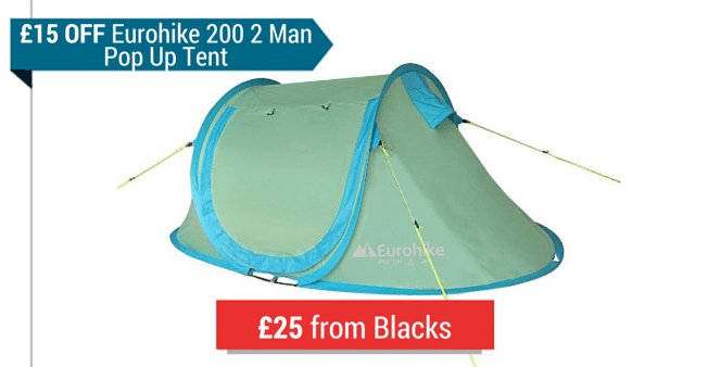 A Tent Deal From Blacks
