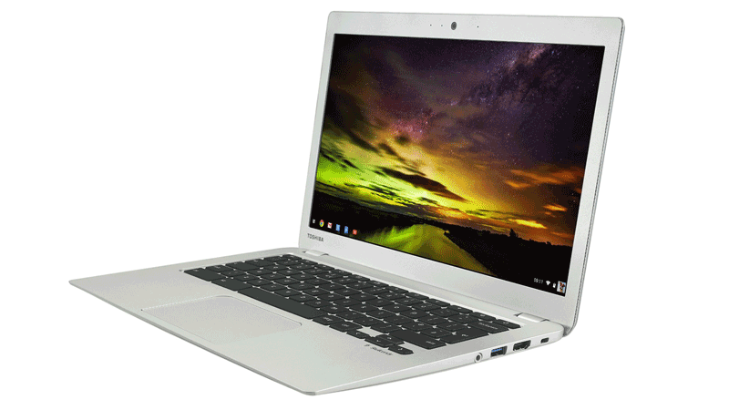 Toshiba CB30-B-104 13 inch Chromebook Laptop - best budget laptops 2016