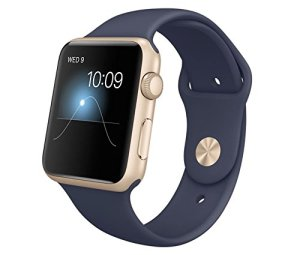 apple-42-mm-aluminium-watch-with-gold-midnight-blue-sport-band