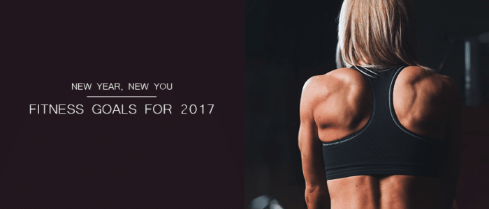 New Year, New You: Fitness Goals for 2018