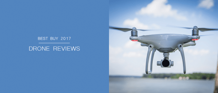 Drone Review: Best Buy for 2017