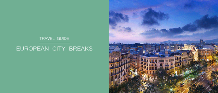 Best Europe City Break Deals 2017