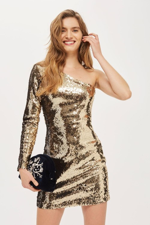 gold-sequin-dress