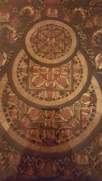 The best bit of the Mandala!