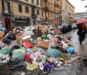 Sanitation, garbage and human waste