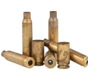 Clean brass cases