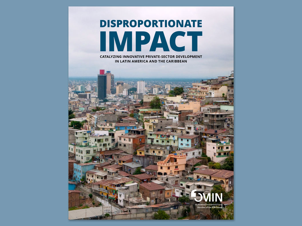 Disproportionate Impact cover