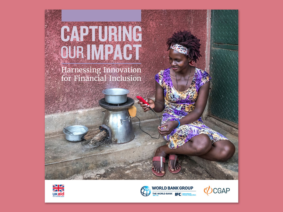 Capturing Our Impact report cover