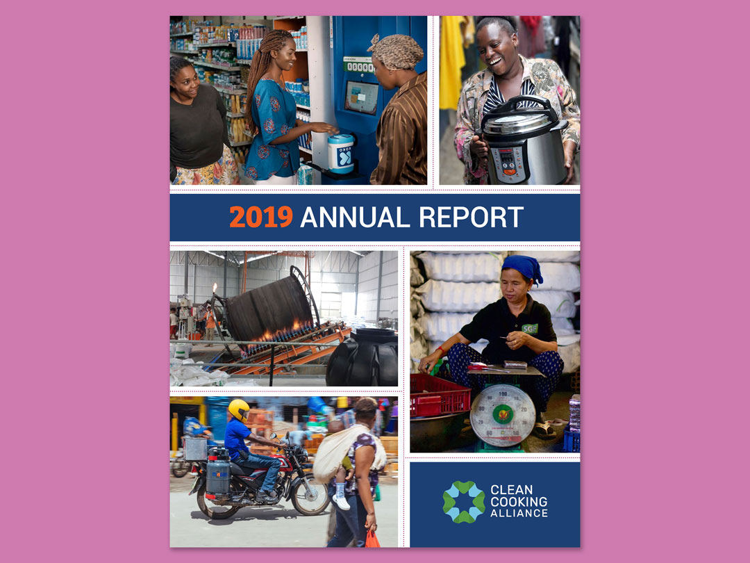 Clean Cooking Alliance Annual Report