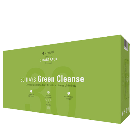 30 Days Green Cleanse