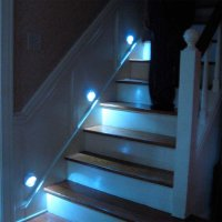 Path Lights wireless LED stair lights
